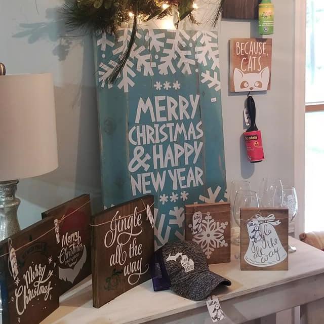 Lillex Christmas Home Decor